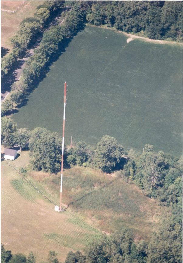 Tower Site Hunting from the Air